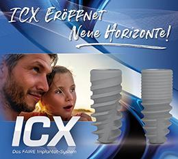 ICX eröffnet neue Horizonte